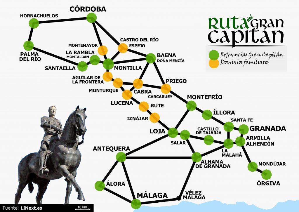 Ruta Andaluza del Gran Capitán
